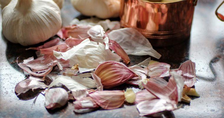 Toum ~ Garlic Sauce
