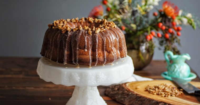Swoonworthy Apple Cake