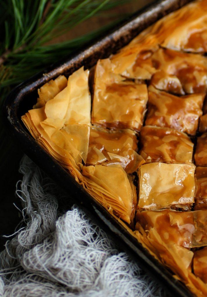 Lebanese Baklawa Cosette S Kitchen