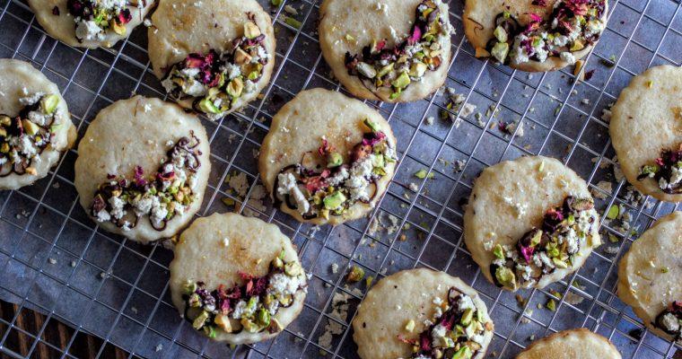 Lebanese Shortbread Cookies