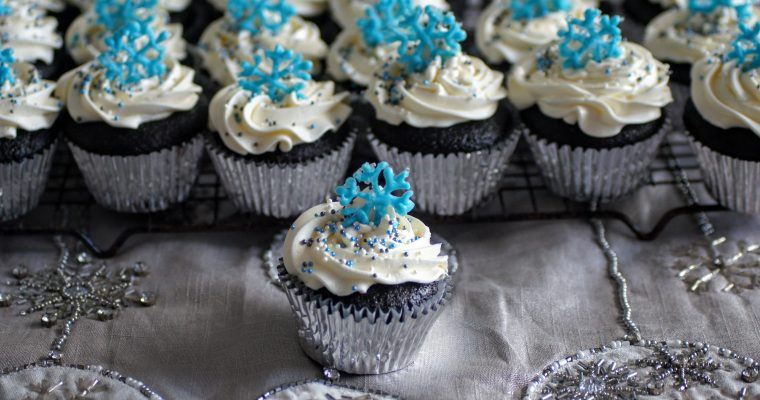 Chocolate Cupcakes ~ Orr's Box