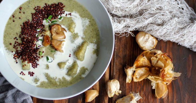 Green Potato Soup