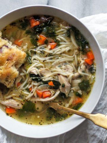 soup, noodle, comfort