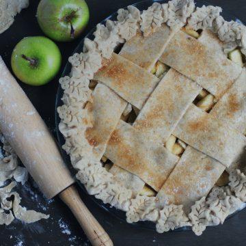 Apple pie, Pi Day