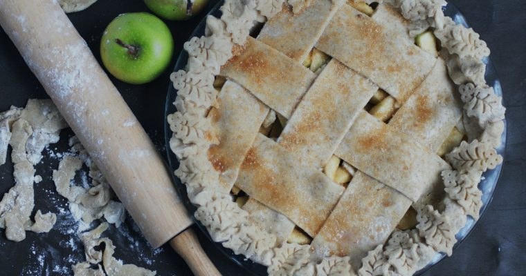 Pi(e) Day ~ Apple Pie