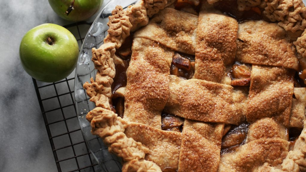 Apple pie, Pi Day