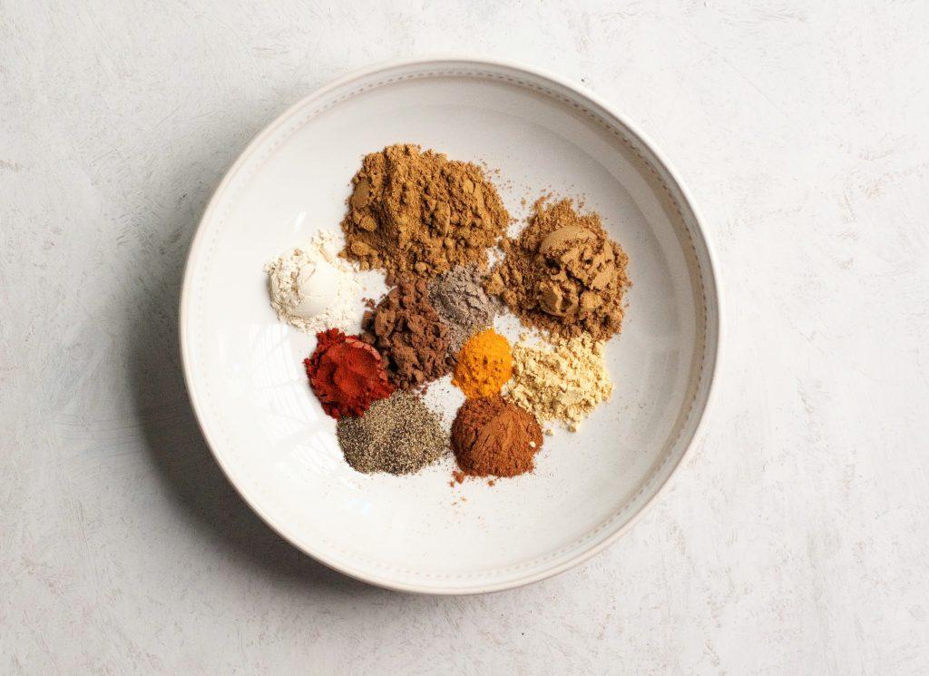 chicken, lebanese, instant pot, shawarma, wrap