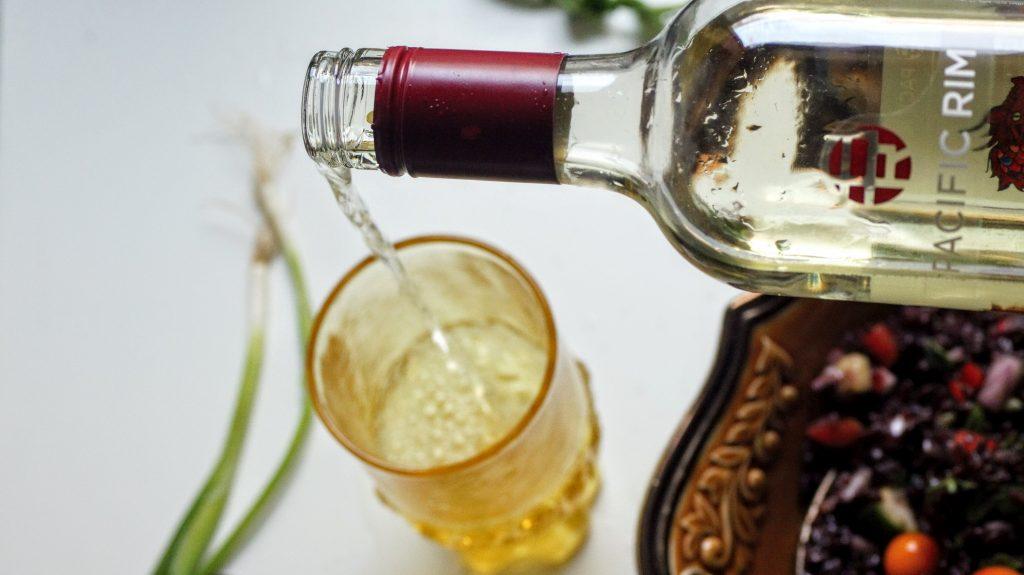 wine, pacific rim, riesling