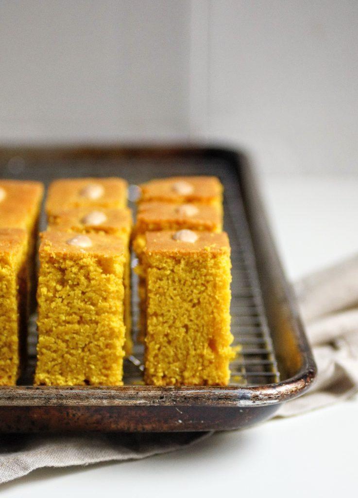 cake, breakfast, lebanese, sfouf