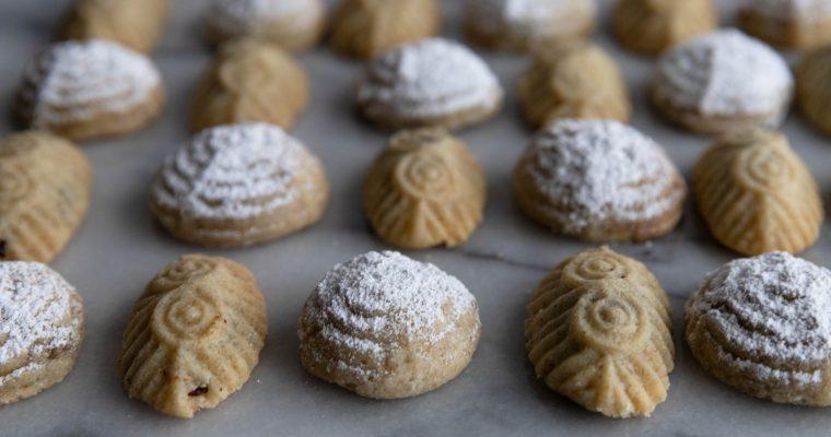 Ma'amoul Cookies
