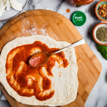pizza, dough, flatbread, tomatoes, natural, italy, natural