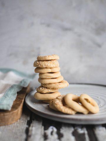 kaak, cookies, dessert, Lebanese, Easter