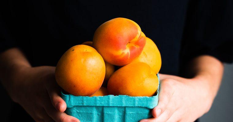 Apricot Shortbread Bars