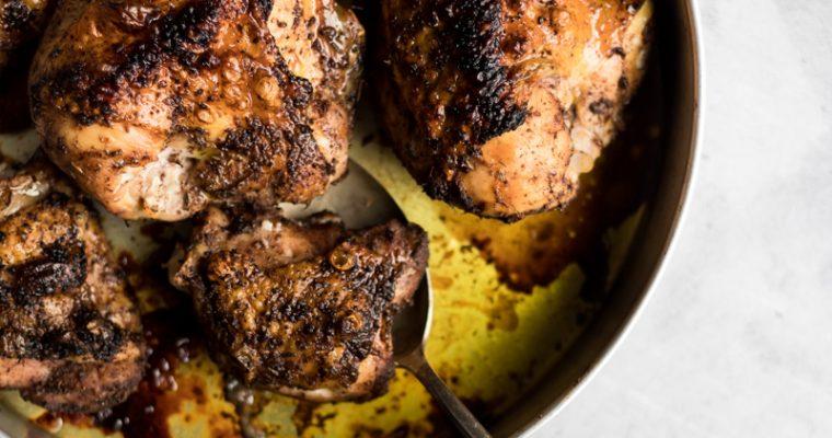 Everyday Roasted Chicken