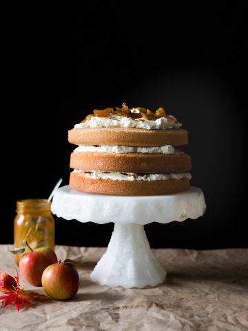 Apple Layer Cake