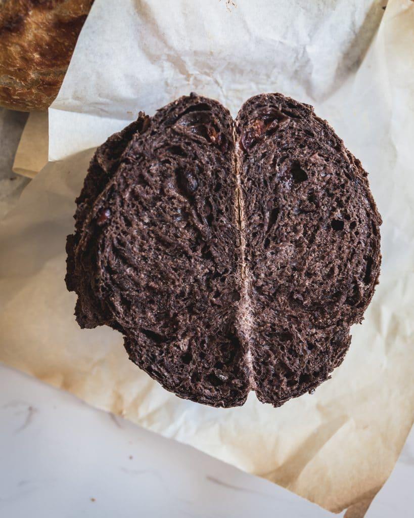 Chocolate Artisan Bread