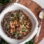 Lebanese Spiced Rice Hashweh