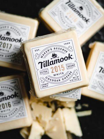 Tillamook Cheese