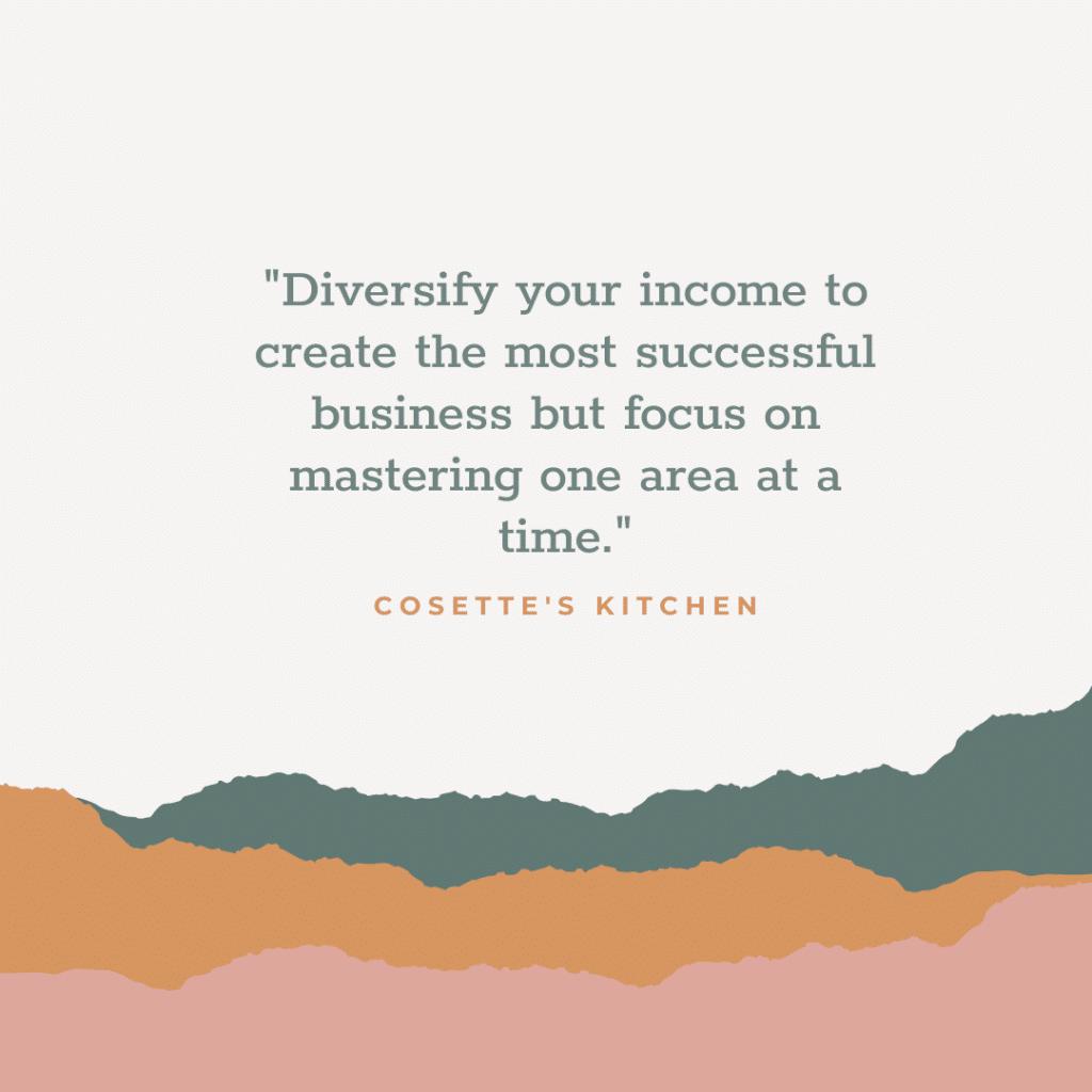 Diversity Income