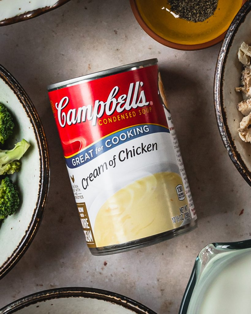 Nooie with Campbell's Soup